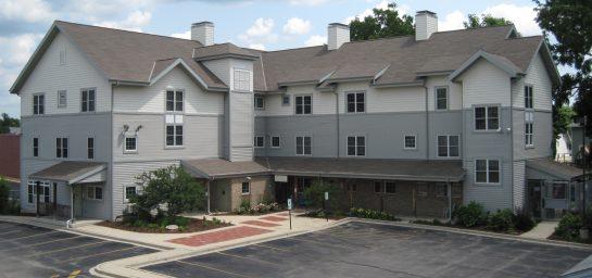 The Women's Center Building
